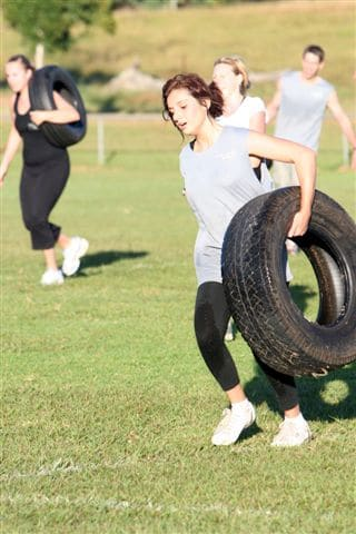 Why bootcamps that use high intensity interval training work!