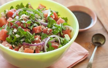 Yummy seasonal salad